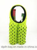 Вино Tote неопрена 2 носит мешок, мешок охладителя бутылки вина Nsulated