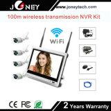 Горячие продавая наборы камеры NVR IP 1080P 8chs WiFi 2.0megapixels