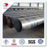 tubulação do aço de carbono St37-2 SSAW de 36inch 18mm
