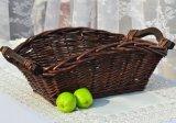 Eco-Friendly Handmade 자연적인 버드나무 꽃 바구니 (BC-ST1213)