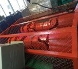 Doppelrollenmischendes Tausendstel der welle-zwei mit auf lagermischmaschine