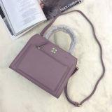 Prix usine en cuir réel de vente en gros de sac à main de sacs d'épaule de Madame Designer Satchel Emg4950