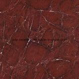 Azulejo de mármol esmaltado del azulejo de suelo del material de construcción