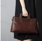 حقيبة يد السيدات أزياء الساخن بيع النساء مصمم جلد البقر