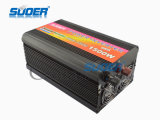 Onduleur de puissance Suoer High Frequency 24V 1500W Square Sine Wave (HDA-1500B)