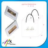 Zurückführbare falsche Wimper-verpackenkosmetik-Kasten