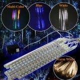 Meteor-Dusche-Regen-Gefäß-Licht des niedriger Preis-Weihnachtenled für Weihnachtsdekoration