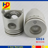 Pistone delle parti di motore di formato standard delle parti di motore 6D24 con l'OEM di Pin (ME151409)