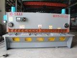 De hydraulische Plaat van het Staal van de Machine van de Guillotine Scherende Scherpe
