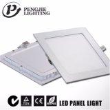 La mejor luz del panel del precio 6W LED con el Ce RoHS (cuadrado)