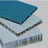 En bois comme la feuille en aluminium de panneau de nid d'abeilles (HR710)