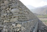 Cesta de Gabion de la estructura fuerte/muro de contención de piedra de la cesta de Gabion