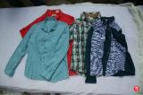 Используемая одежда для Африки/используемой рубашки людей способа