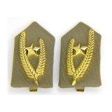 Epaulette de encargo del bordado de la alta calidad del OEM
