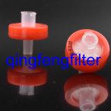 filtre de seringue de 25mm PTFE 0.22um pour la mise à l'air libre/filtration de gaz
