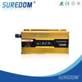 Copper Transformer Car Computer Light Fan 1500W LCD Power Inverter