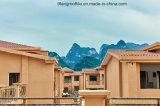 Строительные материалы, испанский случай проекта плитки крыши, настилать крышу сделанный в Китае
