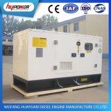 Buen generador diesel silencioso de la calidad 45kVA con Yanmar 4tnv98t-Gge  y Stamford original Alternator