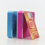 Energien-Bank-Handy-Aufladeeinheit der beweglichen Legierungs-10400mAh Cube-Shaped