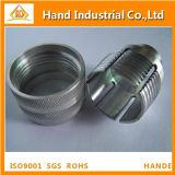 Alta precisión de aluminio de encargo que trabaja a máquina piezas del CNC