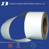 La impresora termal de la etiqueta del laser del mercado del papel de la alta calidad termal más popular del rodillo