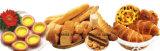 Double four de gaz de traitement au four de pain de paquet, prix de matériel de boulangerie