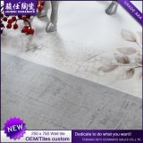 2017 azulejo de cerámica vendedor caliente chino del cuarto de baño de 1 pulgada de la pared delantera de las baldosas cerámicas 250*750