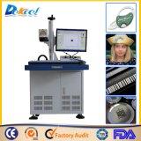 Borne et gravure en métal de constructeur de machine d'inscription de laser de technologies de la fibre 20With30W Ipg