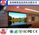 Farbenreiche P4 SMD Innen-LED Bildschirm-Bildschirmanzeige der gute Qualitäts