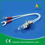 Lámpara del analizador de la bioquímica de Erba XL-600-640 12V20W