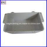 Части алюминия заливки формы высокой точности подвергая механической обработке