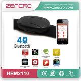 Courroie sans fil de poitrine de fréquence cardiaque de Bluetooth de moniteur du rythme cardiaque du détecteur Ant+ de fréquence cardiaque de Digitals 5.3kHz