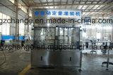 Equipamento de enchimento do petróleo comestível de detergente líquido do suco da loção do champô