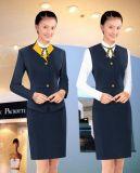 OEM De Uniformen van de luchtvaartlijn van Vrouwen in Eenvormige Luchtvaartlijn