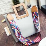 De Handtas van de Schouder van de Vrouwen Pu van de manier Dame Wholesale Designer Tote Bag met Zak Sy7828