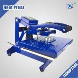 Tipo manual máquina da parte superior da venda superior de impressão para camisas de algodão