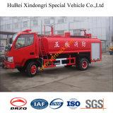camion Euro3 dello spruzzatore del fuoco di 4.5ton Dongfeng
