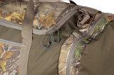 2017 bolso de Duffle militar de la caza de hombro de la alta calidad de la correa de la caza del recorrido movible ajustable del engranaje 600d Realtree Xtra
