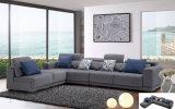 Modernes Möbel-Entwurfs-Gewebe-Sofa-Set