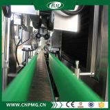 Машина высокоскоростного ярлыка втулки PVC/Pet Двойн-Головки застенчивый упаковывая