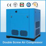 55kw 8~10.5m3/Min Ce&ISO9001&SGS&TUV die Bescheinigungen, die stationär sind, verweisen den gefahrenen Schrauben-Luftverdichter, der in China hergestellt wird