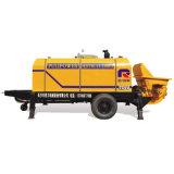 Riemenscheiben-Fertigung Simens Motor 30-110 M3/H für Dorf, Gebäude, Landhaus, Straße, Brücken-Tunnel-Aufbau-elektrische bewegliche Betonpumpe (HBT80.16.116S)