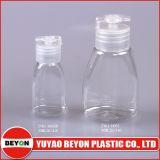 손 소독제 병 (ZY01-D055)를 위한 80ml 애완 동물 거품 병