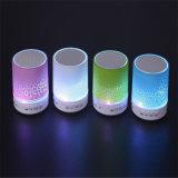 Beweglicher Subwoofer Bluetooth Lautsprecher 2017 neuer Produkt-LED