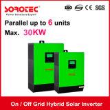格子のそして格子MPPT太陽インバーター1kVA-5kVAを離れたハイブリッド