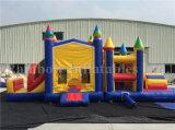 Parcours de combattant gonflable de vente chaude, jeux gonflables géants de sports à vendre