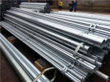Tubo de agua de acero galvanizado estándar BS1387 con el galvanizado 30 Um