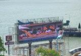 P16 video schermo di visualizzazione esterno di pubblicità LED
