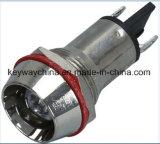 Dia16mm-Ad26c16 indicatore luminoso di indicatore del metallo LED con 5 anni di garanzia, colore rosso, verde, colore giallo, azzurro, bianco