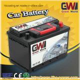Bateria grátis para manutenção de uso automático DIN75